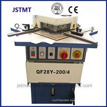 Hydraulic Notching Machine (QF28Y- 4X200, QF28Y-6X200)