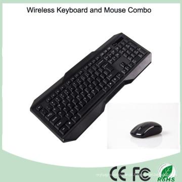 Conjunto de combinação de teclado e mouse sem fio com venda mais vendida