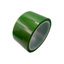 Double Sided PET Tape for LED Screen Electric Insulation  Green Adhesive Tape for PCB Plating Protective Coating