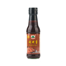 160g Glasflasche Barbecue Sauce
