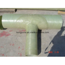 T de fibra de vidro de acessórios industriais / FRP