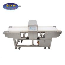 detected all metals fe,non fe,stainless steel 304 Conveyor Type Metal Detector