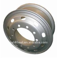 22.5 inch of Truck Steel Wheel,Silver Wheel Rim
