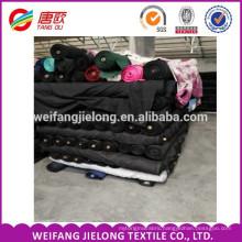 China tc /100% cotton twill woven pocketing fabric stock lots tc fabric 280gsm t/c 65/35 twill 16*12 108*58
