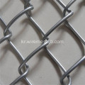 2mm Galavnized Chain Link Fence