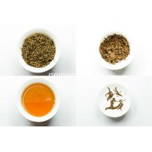 Imperial golden buds Tan Yang Gongfu black tea , organic black tea, fujian tea