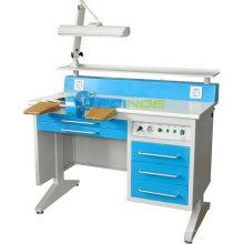 Équipements de laboratoire dentaire (Modèle: Station de travail (simple) EM-LT5) (homologué CE)