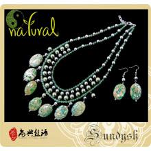 Fantasia fashional artesanal atacado coral natural grande grande multi-cor artificial semi jóia de pedra preciosa fazendo
