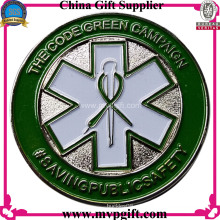 Moneda de metal para regalos de premios