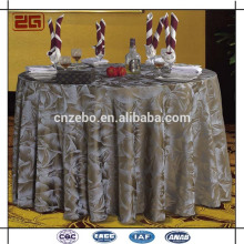 Trade Assurance Cantão Manufatura New Arrival Personalizar 100Polyester Hotel Table Pano