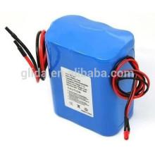 Bateria profissional de polímero de lítio 12000mAh