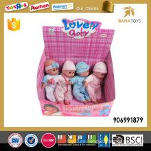 Bebé juguete de juguete conjunto con el IC