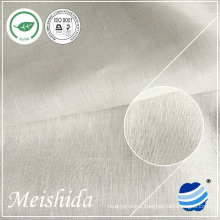 linen cotton blended solid soft fabric 15x15/66x55 for men suit
