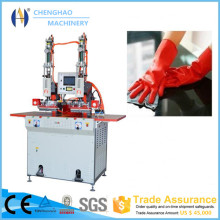 HF Plastic Glove Embossing Machine