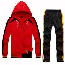 Großhandel Sport Wear Sport Materialien gemacht Freizeit Outwear Track Suit