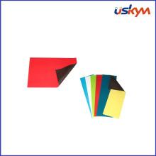 Flexible en caoutchouc A4 Taille en PVC PVC Rubber Magnetic Sheet