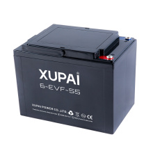 12V 55AH Lead-Acid batteries for three wheelers cars