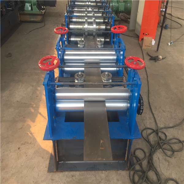 changeable cz roll forming machine