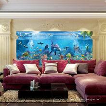 Foshan Good Price Design Underwater World Wall Tiles 3D