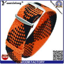 YXL-036 New Style Watch Strap bande Perlon sangle Watch bracelet Logo personnalisé en gros moins cher montres bracelet
