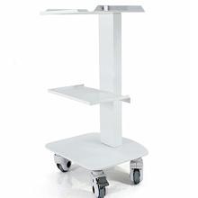 Especificação médica do carro do trole de aço do hospital para todo o equipamento dental do salão de beleza dos termas da finalidade