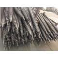 Einstellbarer Erdanker aus Metall mit Erdungsschraube
