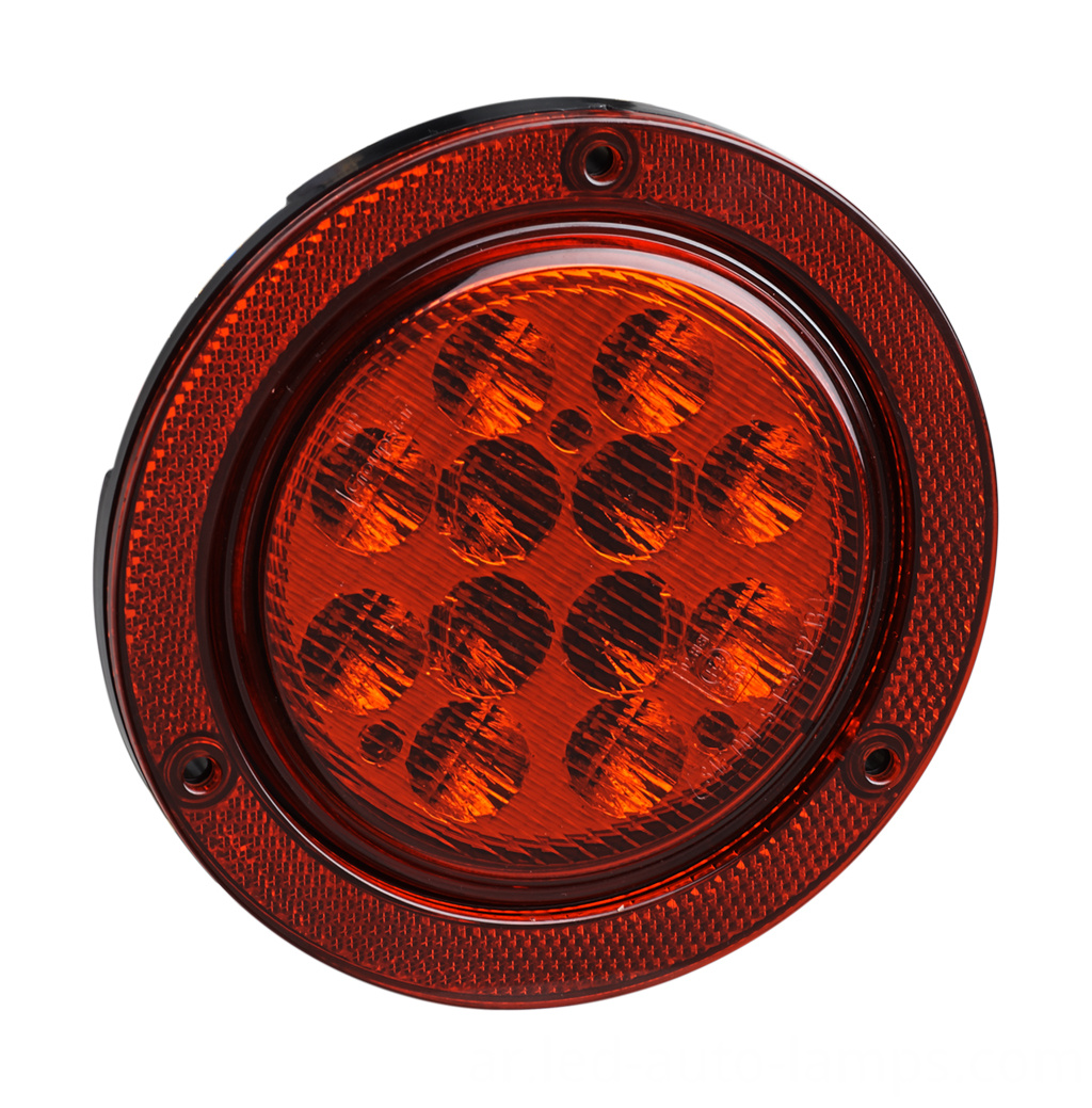 LED Truck Stop/Taillamps &Reflector