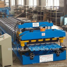Glaze Roof Tile Roll Forming Machine
