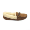 comfy outdoor house moccasin shoes slippers for womens