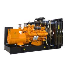 1500RPM Motor Googol 400kW Biogas Generator