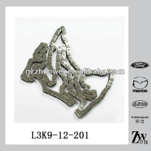 Corrente de sincronização do motor de carro MAZDA CX7 OEM L3K9-12-201
