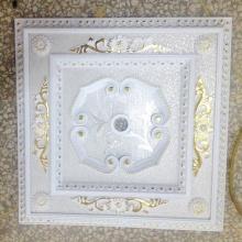 Accents architecturaux Plafond décoratif décoratif en bronze Doré Dl-1184-10