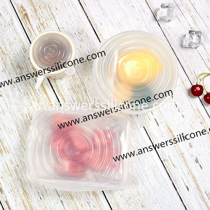 silicone lids for pots