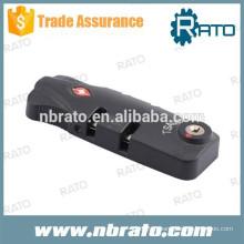 РП-160 АБС комбинация tsa багажа блокировки