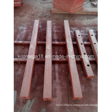 Impact Crusher Square Steel for Exporting