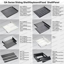 Ga Series Network Cabinet Accessories About Sliding Shelf/Keyboard/Fixed Shelf/Blanking Panel