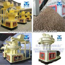 Machine de fabrication de pastilles de riz Husk, machine à granulés à bois, machine à fabriquer des pastilles de biomasse