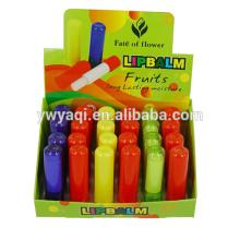 Lip Balm Art und natürlichen und organischen, wasserdichte Lippenbalsam