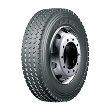 reinforced strong bead all steel radial wide tread 12R22.5 truck tire