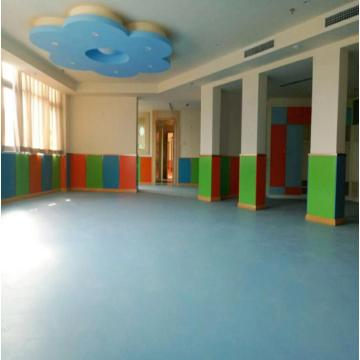 Pabrik PVC Kids Room Flooring