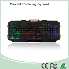 ABS-Materialien beleuchtete Multimedia-Gaming-Tastaturen (KB-1901-C)