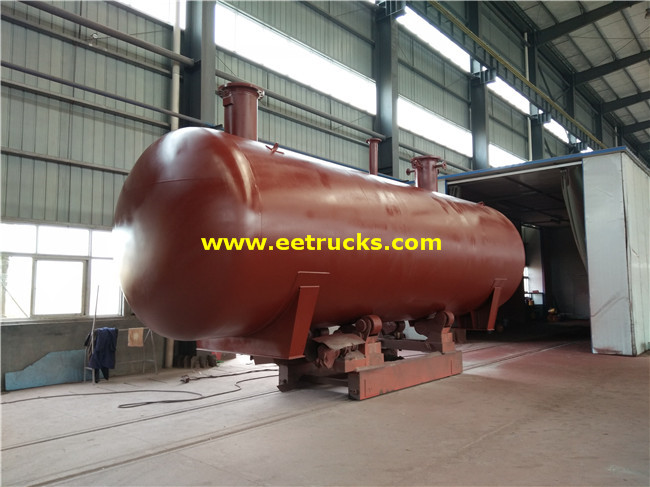 Mounded LPG Tanks