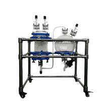 Vacuum Filter Glass Reaction System 5L 10L 20L 30L