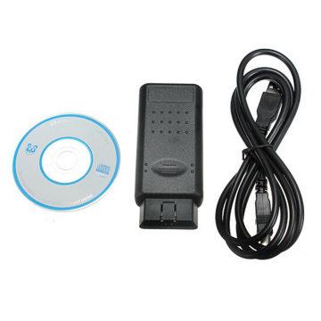 OP-COM V puede Obdii diagnóstico interfaz USB para coches