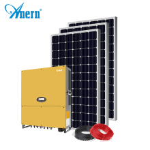Wholesale industrial grid tied solar power energy panel system