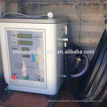 Mobile diesel adblue filling digital fuel dispenser