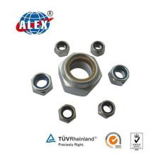 Prix de fabrication chinois Nylon Lock Nut