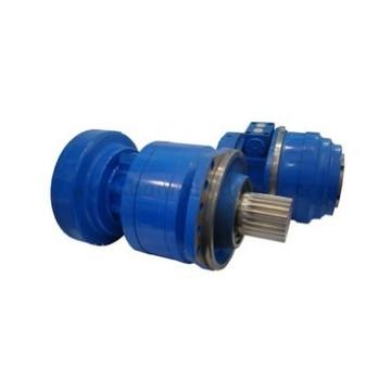 Moteur hydraulique Poclain MS