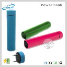 Power Bank 4000mAh Bateria Portable Speaker para Promocionais