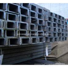 Ferro de alta qualidade do canal de aço estrutural para a construção